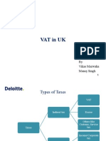 Value Added Tax-White Paper Document