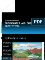 Groundwater and Soil Protection