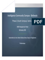 Intelligence Community Campus-Bethesda Phase 2 (South Campus) Centrum Project Synopsis 7326 May2013