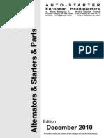 Katalog rozruszników AS