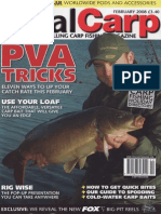 Total Carp Magazine Febr 2008