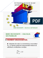 3.1. Incovoiate curs metal