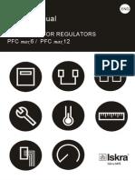User's Manual PFC ISKRA