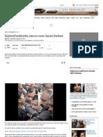 Kejriwal Backtracks, Says No More Janata Darbars - Hindustan Times