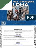 3d&t - manual das vantagens alpha - versão 1.1