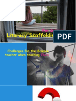 Literacy Scaffolding- For Science