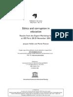 Corruption in Education (2)