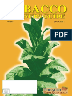 Tobacco Growers Guide