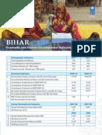 Bihar Factsheet