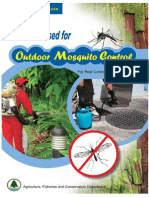 Mosquito Outdoor e