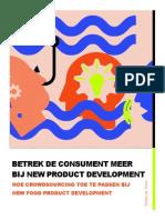 Betrek de Consument Meer Bij NPD - Januari 2014 - T. de Vries (2)