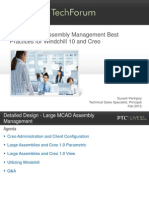 Large Assembly Mgmt