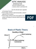 Plastic Analysis