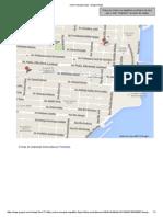 centro macapá mapa - Google Maps