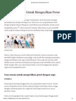 Berbagai Senam Untuk Mengecilkan Perut.pdf
