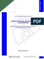 Mokymu programa - Streso fiziologija, psichologija ir įveikos metodai
