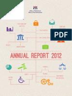 Ireland Ombudsman Annual Report 2012