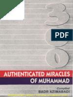 300AuthenticatedMiraclesOfMuhammadPbuhByBadrAzimabadi