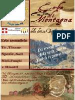 Catalogo Erbed i Montagna 2013