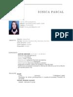 Ionica Pascal