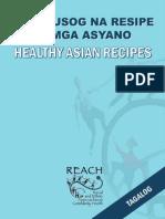 Recipes Tagalog