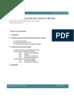 ATTAC - Políticas de actuación sobre la deuda (09.01.2013)