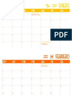 Calendario Lunas Nuevas