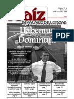 Raíz edición 4