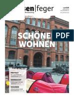 SchönerWohnen - Ausgabe 24/2013 des strassenfeger