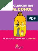 Folleto Alcohol