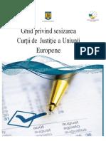 GHID Privind Sesizarea CJ a UE