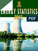 India Energy Statistics 2013