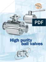 High Purity Ball Valve (VSS-12)-1