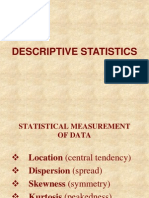 Descriptive Stats