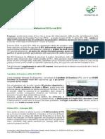 Ecopneus e i prelievi di PFU da Stock Storico