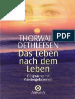 Thorwald Dethlefsen - Das Leben Nach Dem Leben