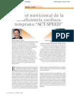 Control Nutricional Insuficiencia Cardiaca