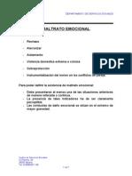 Tipologia de Maltrato Manual Menores-Varios
