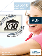 Home Systems Catalogo x10 2010