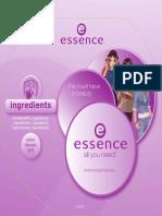Ingrediente Prod Essence