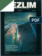 [Vol.2,No.3] Mezlim - Samhain 1991