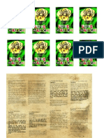 Lore of the Little Waaagh Spell Cards