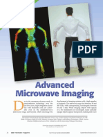 Advanced Microwave Imaging 2012