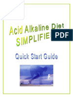 Alkaline Diet SIMPLIFIED! - Quick Start Guide