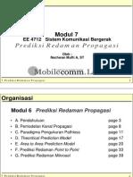 EE4712 7 Prediksi Redaman2000 BW
