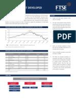 EPRA NAREIT Developed Europe Factsheet