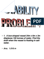 Stability Problems 4