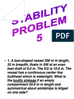Stability Problems 5