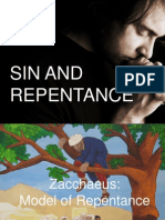 Sin and Repentance - Odesk Application