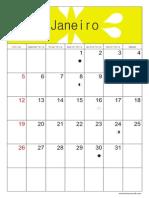 Calendar i o 2014 Men Sal